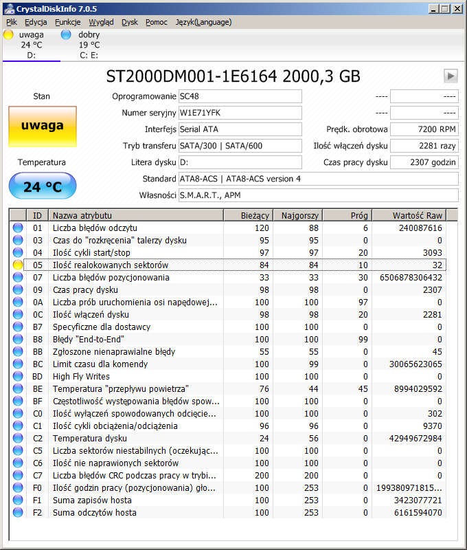 Testy HDD S.M.A.R.T. HDTune-seagate_expansion_2tb_damian.png