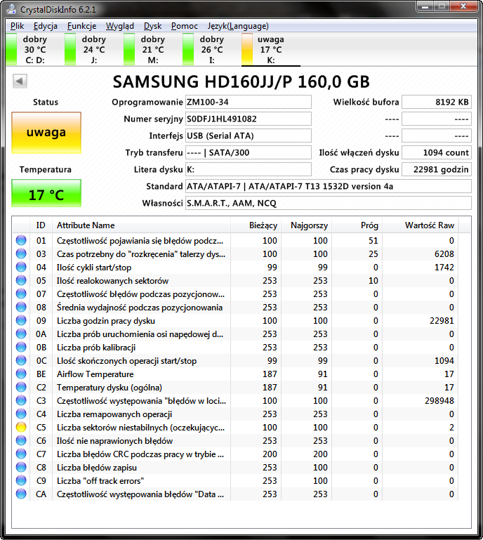 Testy HDD S.M.A.R.T. HDTune-samsungsmart.png