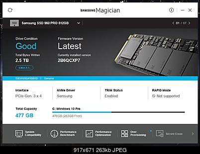 szybki test SSD Samsung 960 Pro M2 NVMe-ssd-samsung-960-pro-pcie-3x4-magician-info-29.10.2017.jpg