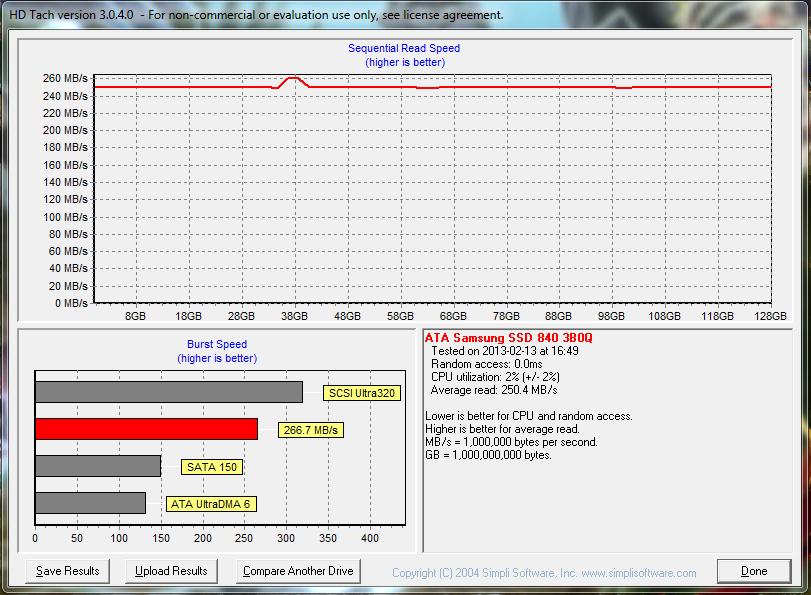 Nazwa:  HDTach 3.0.4.0 @ICH10R SATA II.PNG,  obejrzany:  922 razy,  rozmiar:  145.8 KB.