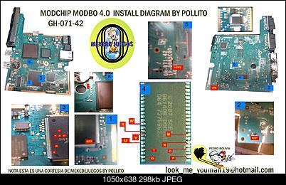 PS2 + Modbo760 - czarny ekran po wlutowaniu-installw.jpg