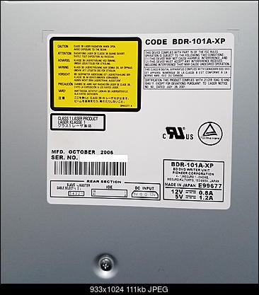 Pioneer BDR-101AX 2006r.-label.jpg