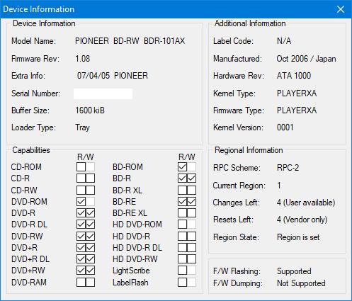 Nazwa:  Device Info.png,  obejrzany:  78 razy,  rozmiar:  18.8 KB.