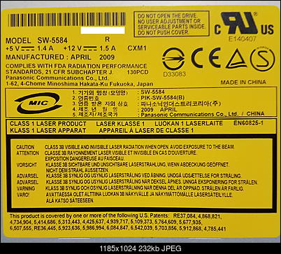 Panasonic SW-5584 2009-label.jpg