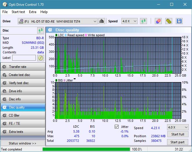 LiteOn EB1 4K/Ultra HD Blu-ray Writer-dq_odc170_6x_opcon_wh16ns58dup.png