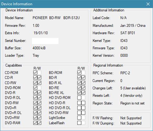 Nazwa:  Device Info.png,  obejrzany:  212 razy,  rozmiar:  18.2 KB.