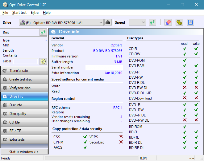 Optiarc BD-5730S-drive-info.png