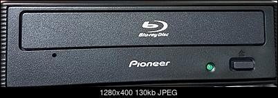 Pioneer BDR-X12JBK / BDR-X12J-UHD-drive-front.jpg