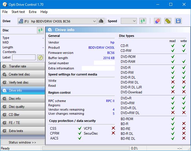 HP CH30L-drive-info.png
