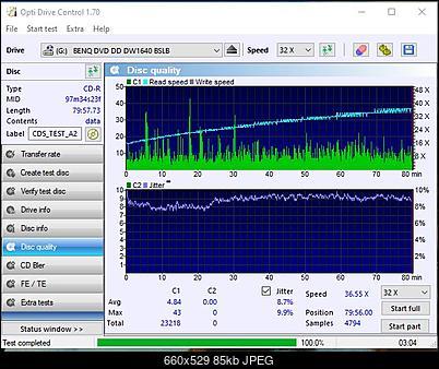 Pioneer BDR-212V - Vinpower / Pioneer-verbatim-crystal-azo-40x-benq1640.jpg