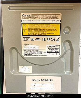Pioneer BDR-212V - Vinpower / Pioneer-201210185037636.jpg