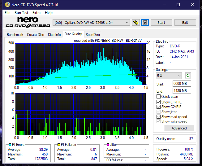 Pioneer BDR-212V - Vinpower / Pioneer-dq_8x_ad-7240s.png