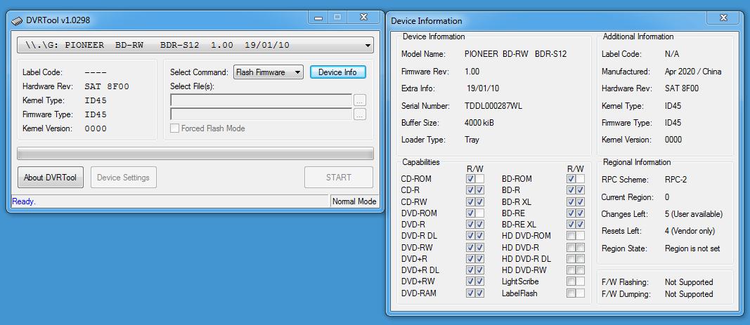 Pioneer BDR-S12J-BK / BDR-S12J-X  / BDR-212 Ultra HD Blu-ray-przechwytywanie01.png