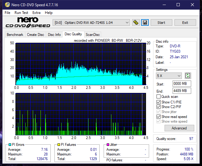 Pioneer BDR-212V - Vinpower / Pioneer-dq_12x_ad-7240s.png