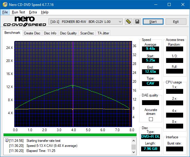Pioneer BDR-212V - Vinpower / Pioneer-trt_2.4x.png