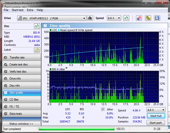 Nazwa:  Disc_quality_24-lutego-2014a.png,  obejrzany:  1601 razy,  rozmiar:  90.9 KB.
