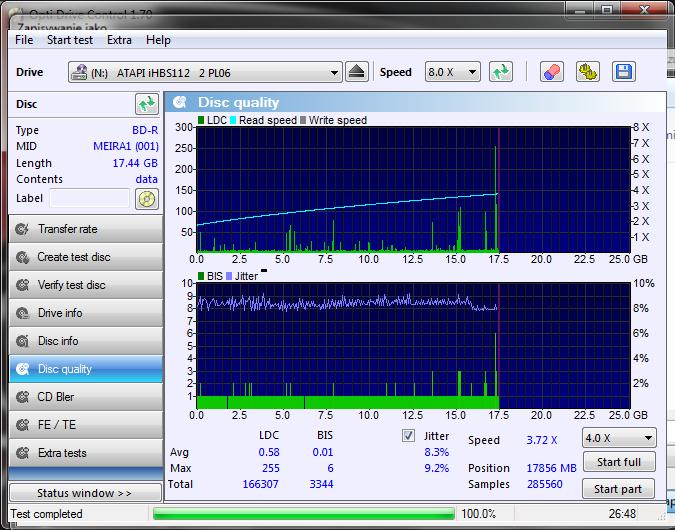 Nazwa:  Disc_quality_25-lutego-2014.png,  obejrzany:  1340 razy,  rozmiar:  81.6 KB.