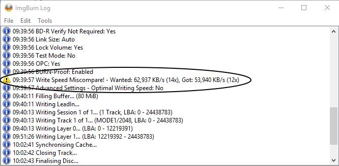Nazwa:  CreateDisc_14x_OPCon_SpeedMiscompare.png,  obejrzany:  1226 razy,  rozmiar:  19.2 KB.