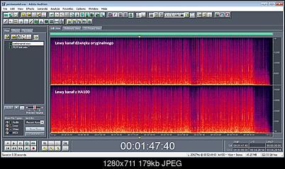 TP-LINK HA100 odbiornik muzyczny Bluetooth-porownanie-kanal-lewy.jpg