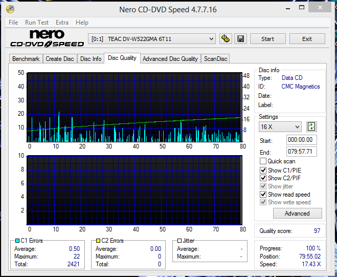 Audio Optimized Write  - Pioneer DVD Drive-magical-snap-2017.10.12-08.40-005.png