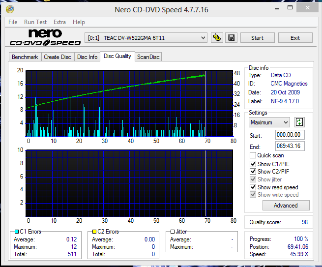 Audio Optimized Write  - Pioneer DVD Drive-magical-snap-2018.01.26-19.36-014.png