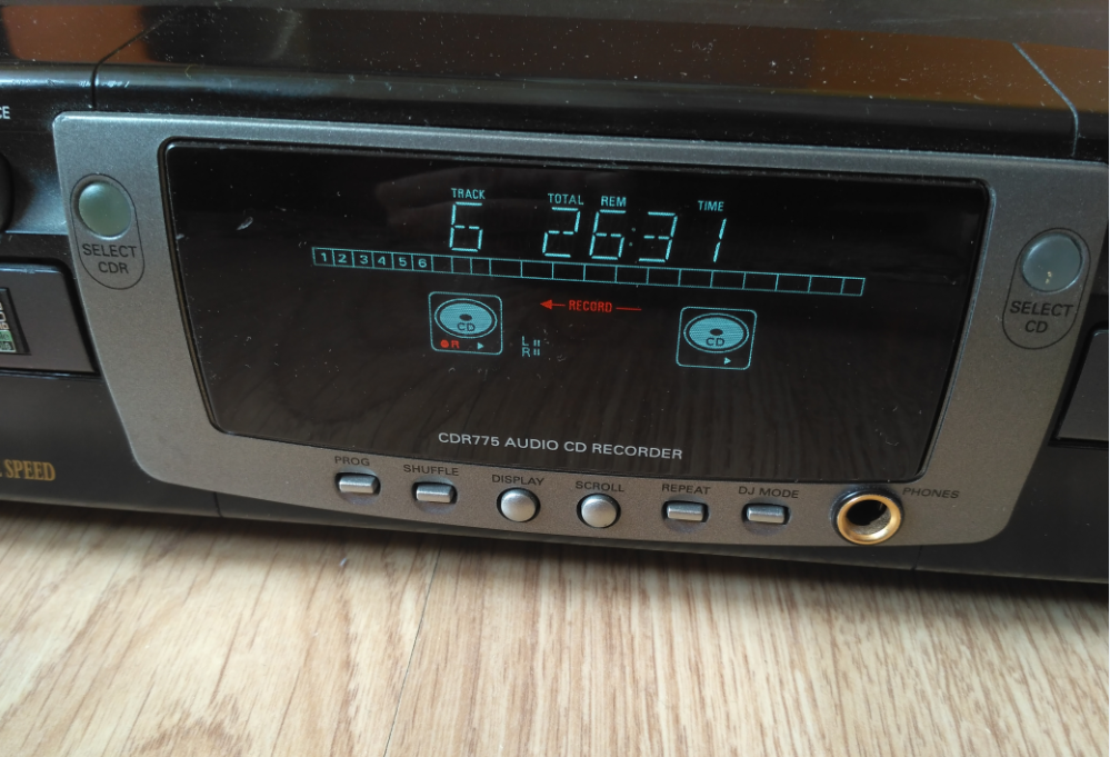 Philips CDR-775 Compact Disc Recorder 2000r.-4.png
