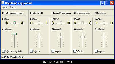 Brak stereo mix w Audacity (Windows XP)-regnagrywania.jpg