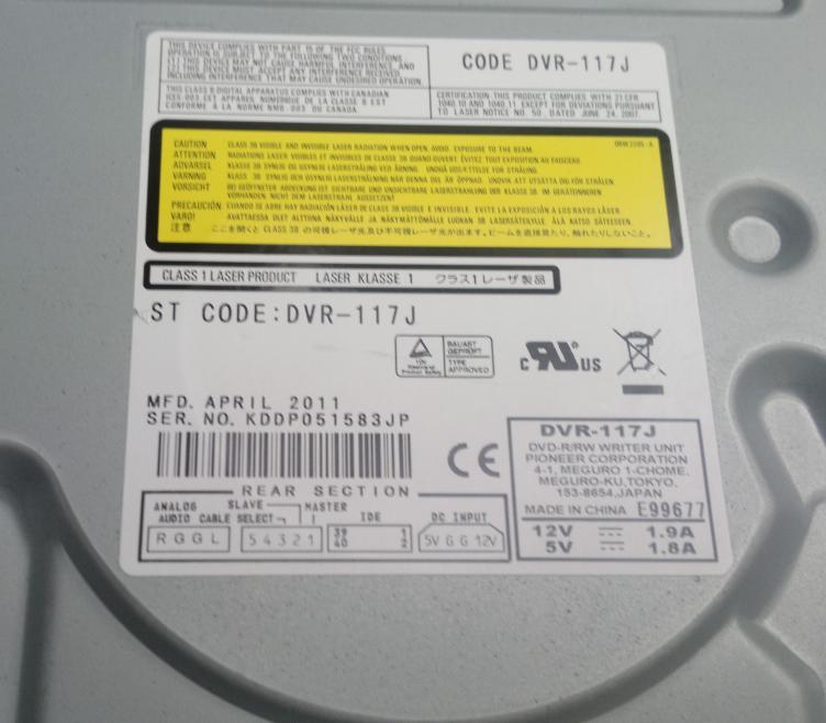 Audio Optimized Write  - Pioneer DVD Drive-2016-10-25_14-42-52.png