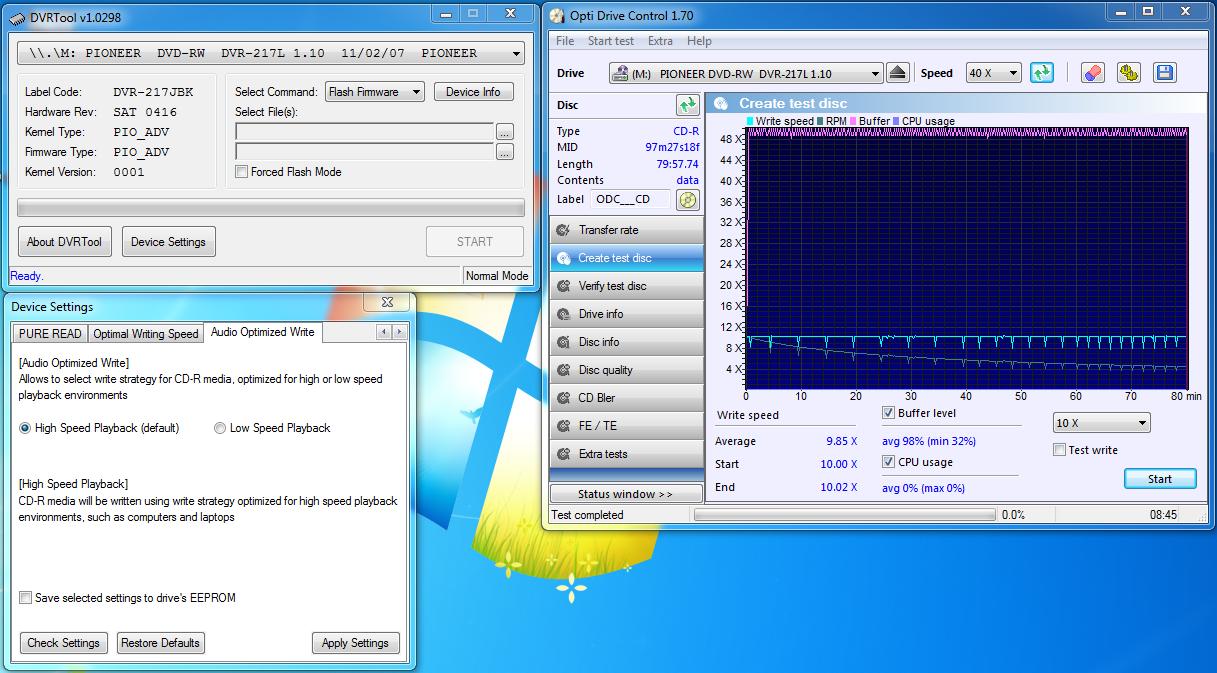 Audio Optimized Write  - Pioneer DVD Drive-przechwytywanie10.png