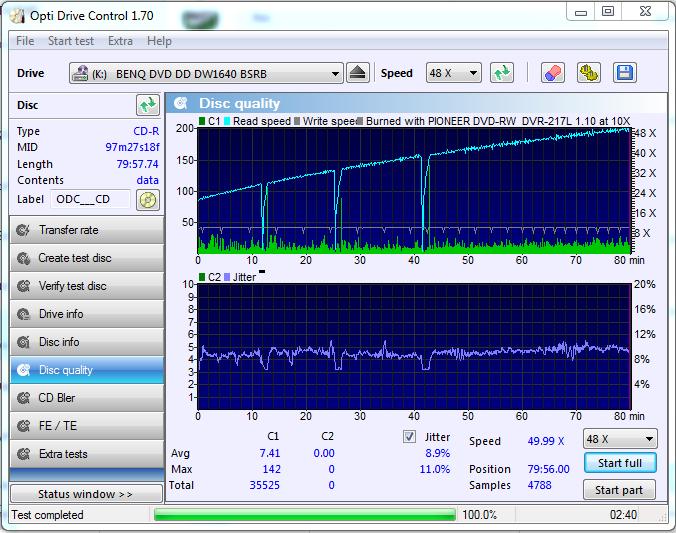 Audio Optimized Write  - Pioneer DVD Drive-przechwytywanie11.png