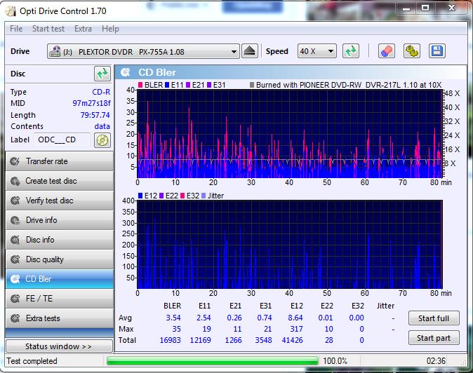 Audio Optimized Write  - Pioneer DVD Drive-przechwytywanie14.png
