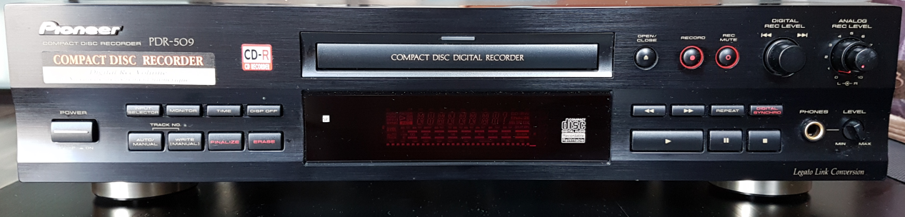 Pioneer PDR-509 Compact Disc Recorder 1999r.-przechwytywanie12.png