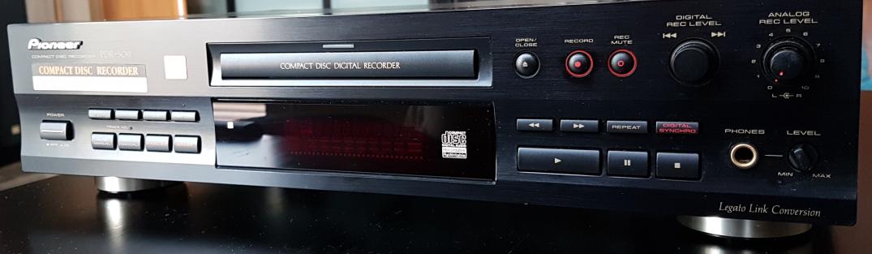 Pioneer PDR-509 Compact Disc Recorder 1999r.-przechwytywanie13.png