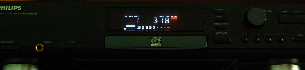 Philips CDR 870 Compact Disc Recorder 1998 r.-front_panph_01.png