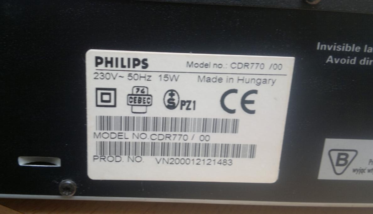 Philips CDR-770 Compact Disc Recorder 1999r.-4.jpg