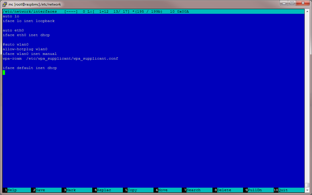 Raspberry PI - Raspbmc-screen5.png
