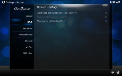Raspberry PI - Raspbmc-500px-settings.network.upnp.png