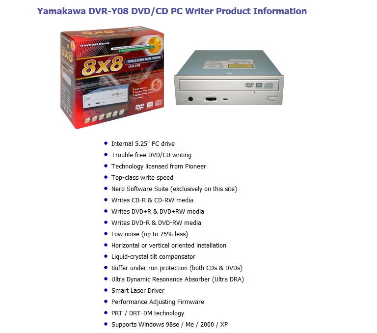 DVR Y08 WINDOWS DRIVER