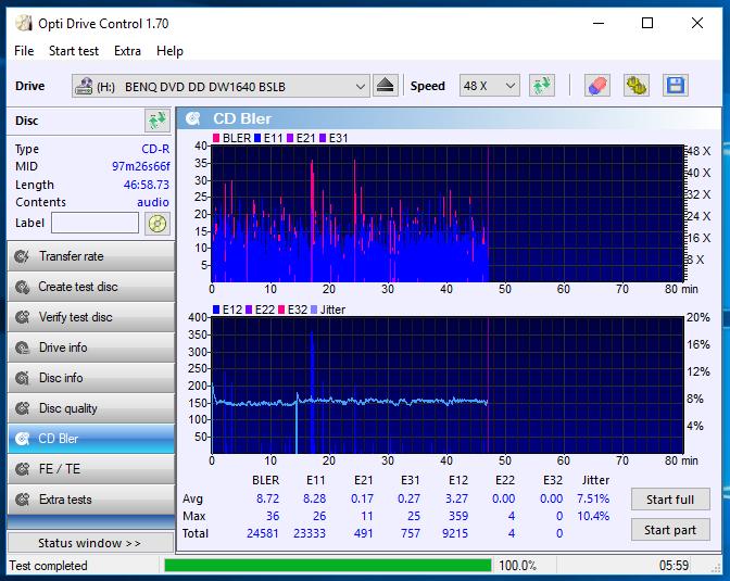 Nazwa:  19-03-2018 21,30 4x@PIONEER DVD-RW  DVR-217L 1.10 (DVR-217JBK) scan3 Low Speed.PNG,  obejrzany:  18 razy,  rozmiar:  67.1 KB.