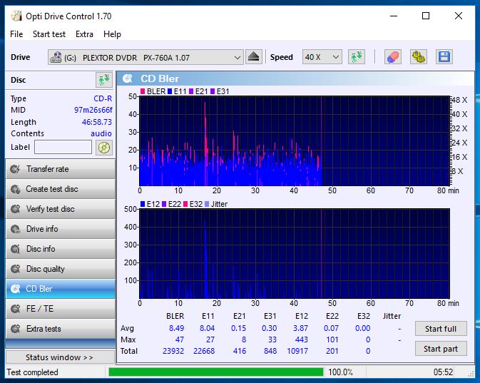 Nazwa:  19-03-2018 21,30 4x@PIONEER DVD-RW  DVR-217L 1.10 (DVR-217JBK) scan4 Low Speed.PNG,  obejrzany:  18 razy,  rozmiar:  66.1 KB.