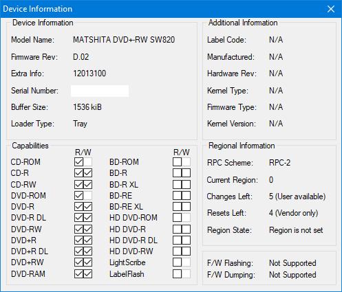 Nazwa:  Device Info.png,  obejrzany:  76 razy,  rozmiar:  18.1 KB.