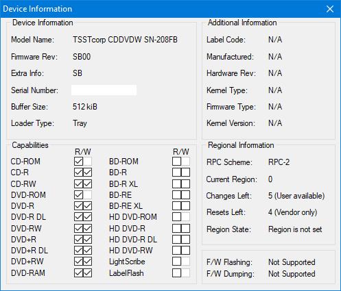 Nazwa:  Device Info.png,  obejrzany:  36 razy,  rozmiar:  18.1 KB.