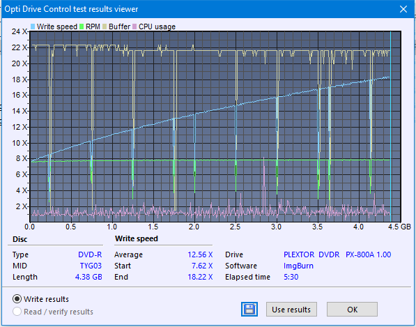 Plextor PX-800A 2007r.-createdisc_18x.png
