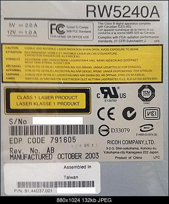Ricoh RW5240A 2003r-label.jpg