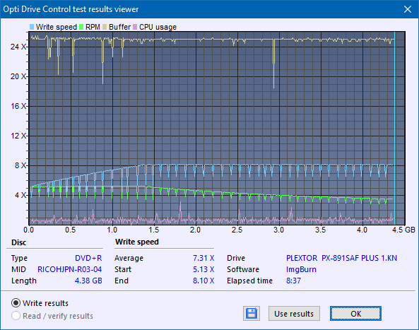 Plextor PX-891SAF Plus-createdisc_8x.png