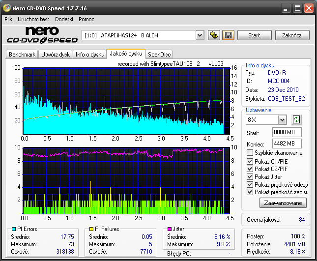 Nazwa:  ATAPI___iHAS124___B_AL0H_24-December-2010_00_22.png,  obejrzany:  5281 razy,  rozmiar:  49.3 KB.