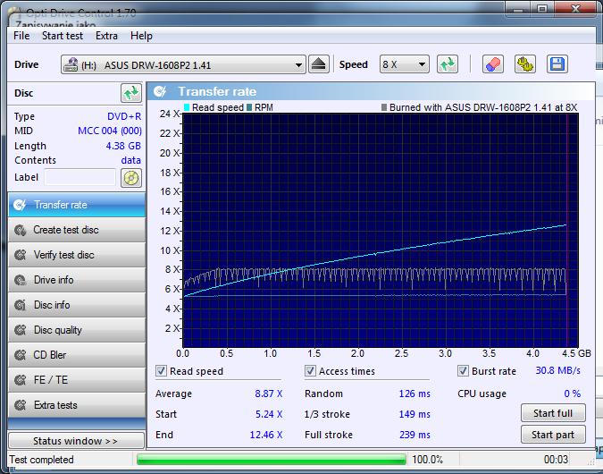Asus DRW-1608P2 (Pioneer DVR-110)-transfer_rate_06-marca-2015vakoss.png