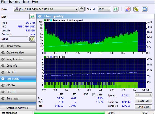 Plextor PX-891SA\ LiteOn iHAS 324 C \Asus DRW-24B5ST-9.png