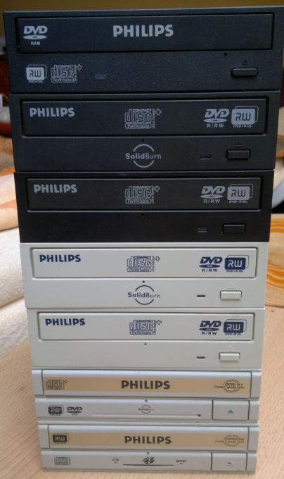 Philips PBDV885P B2.0 Drivers for Windows