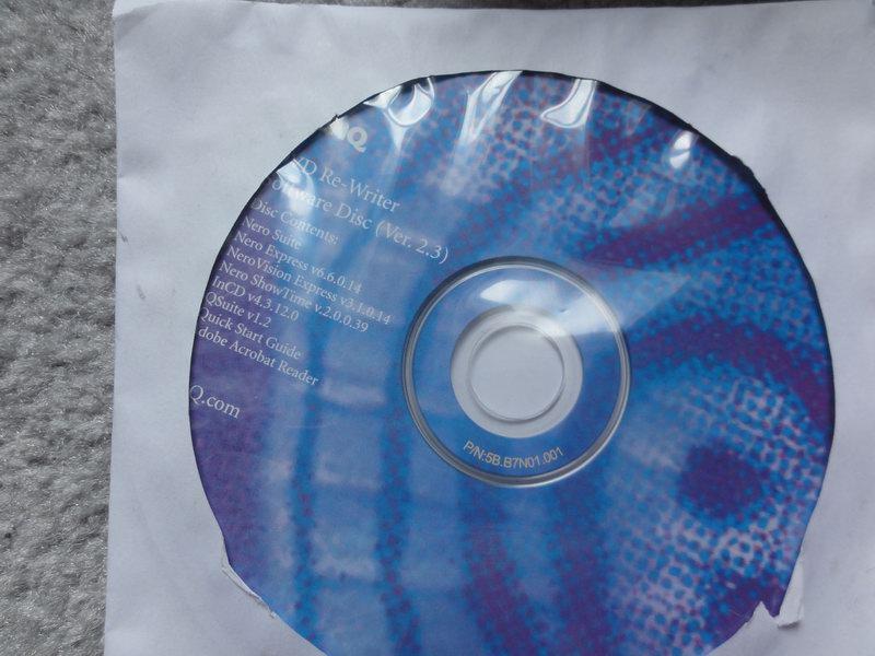 NEW DRIVER: BENQ DVD DD EW164B USB